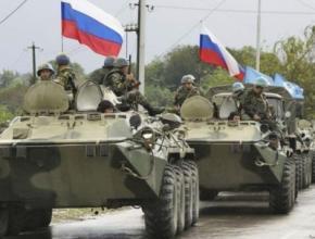 Россия подтягивает технику к границе в Херсонской области, - погранслужба Украины