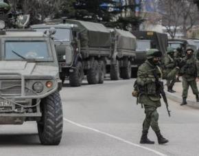 На границе с Украиной Россия выставляет огневые позиции