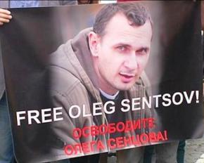 ФСБ катувала українського режисера Олега Сенцова, щоб вибити з нього свідчення