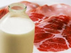 Украинские мясо и молоко попадут на рынок Евросоюза только в следующем году