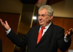 Президент Чехії не бачить причин для санкцій проти Росії