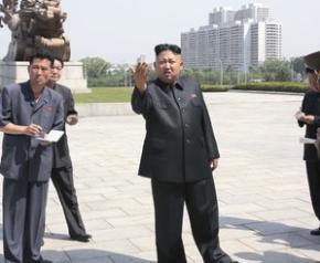 Кім Чен Ин висловив захоплення Путіним
