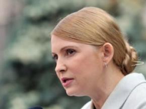 Тимошенко закликає Порошенко до рішучих дій: