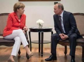 Путін і Меркель домовляються: визнання Криму російським в обмін на мир?