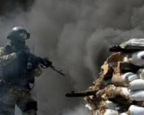 У Луганській області прикордонників обстрілюють з території РФ
