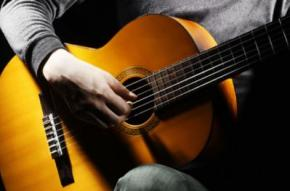 Вчені виявили головні фізичні закони гри на гітарі