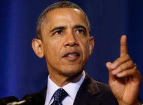 Россия сама себя изолирует и отбрасывает на десятилетия назад, - Обама