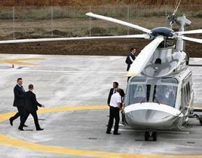 Вертолет и самолет Януковича исчезли с баланса Госуправделами