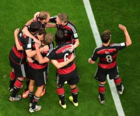 Сенсаційна поразка господарів Чемпіонату світу-2014, Німеччина розгромила Бразилію з рахунком 7:1