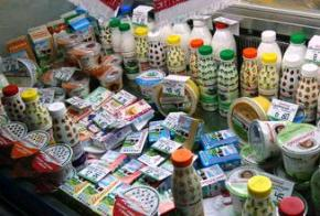 Украинская молочка, от которой отказалась Россия, понравилась европейцам и китайцам
