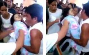 Трехлетняя девочка ожила на собственных похоронах