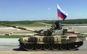 Российские танки зашли на территорию Украины, - Госпогранслужба