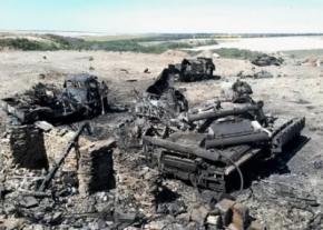 Докази участі російської артилерії в бойових діях на Донбасі