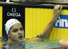 Украинка Дарья Зевина завоевала полный комплект наград чемпионата по плаванию