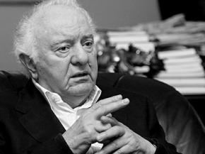 Умер Эдуард Шеварднадзе