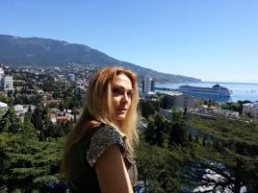 Сумская о поездке в Крым:
