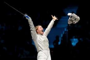 Ольга Харлан стала кращою спортсменкою місяця в сьомий раз