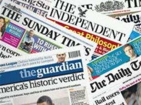 Провідні ЗМІ Європи закликали своїх політиків припинити підігравати Путіну