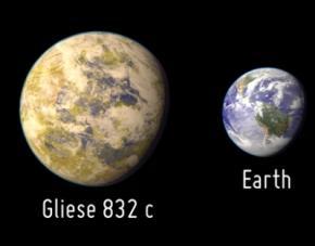 Вчені знайшли планету, схожу на Землю