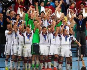 ЧМ-2014. Германия - чемпион мира!