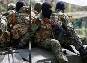 Среди задержанных на Луганщине боевиков большинство - граждане РФ