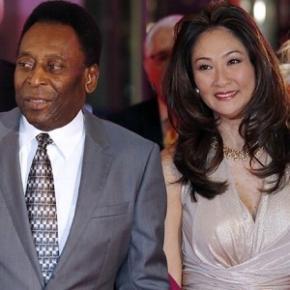 73-летний Король футбола Пеле решил третий раз жениться
