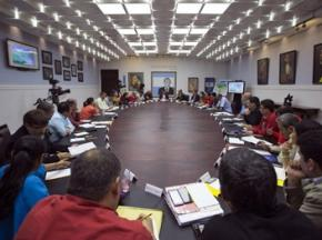 Уряд Венесуели пішов у відставку