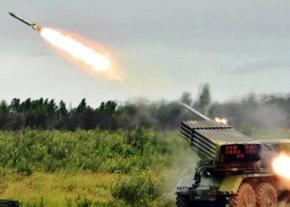 Россия по несколько часов обстреливает силы АТО тяжелой артиллерией - СНБО