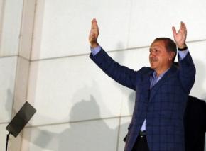 Реджеп Тайип Эрдоган победил на президентских выборах в Турции