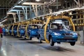 Автовиробництво в Україні знизилося в дев'ять разів