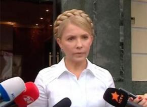Заявление Тимошенко: Украина нуждается в реальной военной помощи