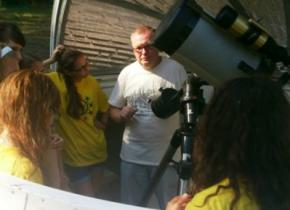 Вчені побудували під Києвом міні-обсерваторію