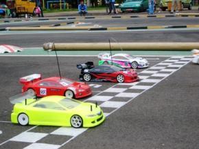 В Украине состоялся чемпионат Европы-2014 по автомодельному спорту
