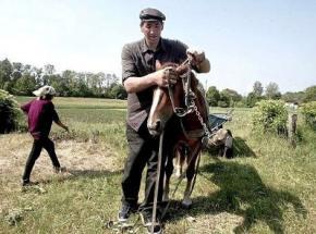 В Украине умер самый высокий человек в мире