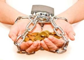 Украинских вкладчиков и заемщиков могут оставить без денег