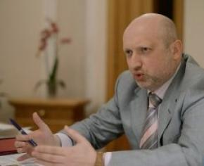 Турчинов розповів, коли Україна буде готова вступити в ЄС