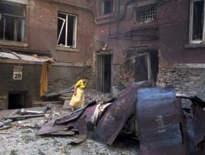 Луганск 24-й день без связи, воды и электричества: обстрелы города не прекращаются, есть пострадавшие
