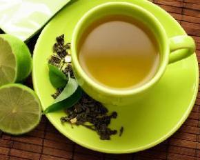 Зеленый чай полезен для спинного мозга