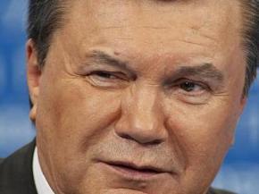 Інтерпол досі не шукає Януковича
