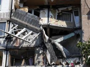 Тяжелая ситуация в Донецке: пушки разрушают дома, город остался без воды
