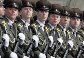 Українські офіцери добровільно йдуть служити в зону АТО