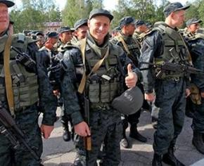 Член сборной Украины по боксу Артем Усик поехал воевать в зону АТО