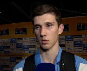 Украинец Святослав Михайлюк стал самым молодым игроком в истории ЧМ по баскетболу