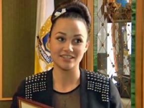 Украинка Кристина Крамар победила на международном детском конкурсе в Праге