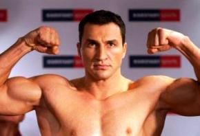Владимир Кличко намерен выиграть все чемпионские пояса