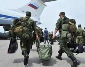 Российские солдаты дезертируют, узнав об отправке в Украину