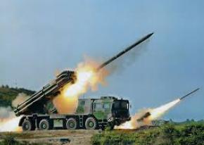 Российские войска обстреляли силы АТО из установок