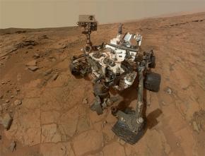 Марсоход Curiosity достиг главной цели своей миссии на Марсе