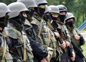 Террористы заманили бойцов