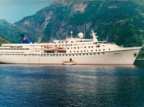 Несоблюдение санкций ЕС: греческий лайнер привез немецких туристов в Ялту